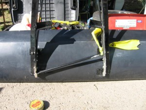 Damage to front wing mounts