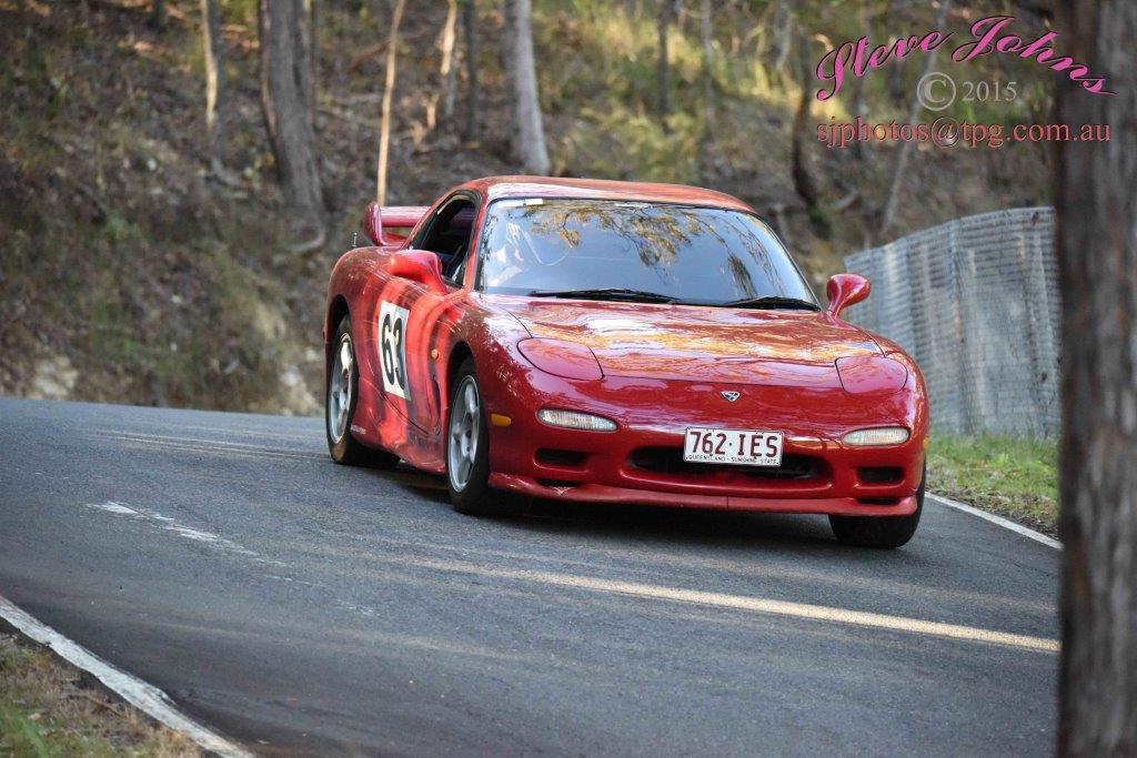Rotary Hillclimb Racing